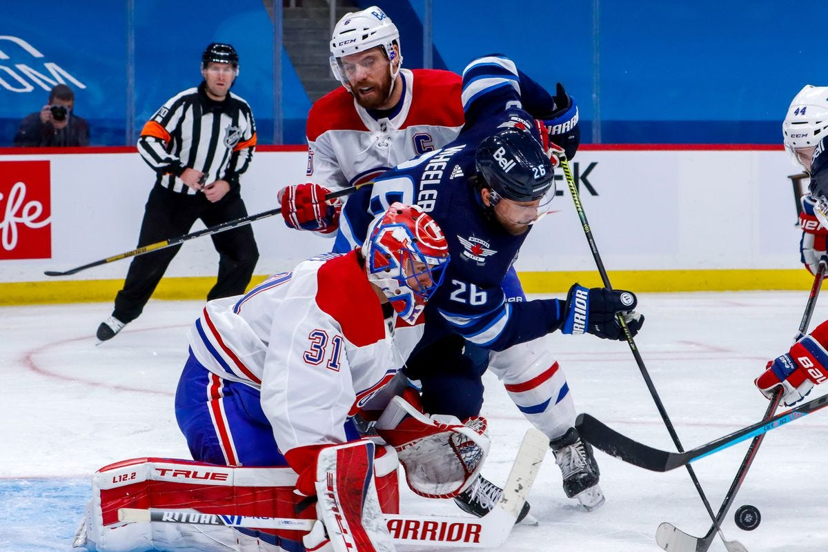 Canadiens @ Jets Game 1: Start time, Tale of the Tape, and how to watch -  Eyes On The Prize