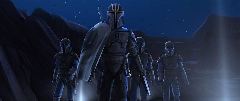 Death Watch - Star Wars Wiki Guide - IGN