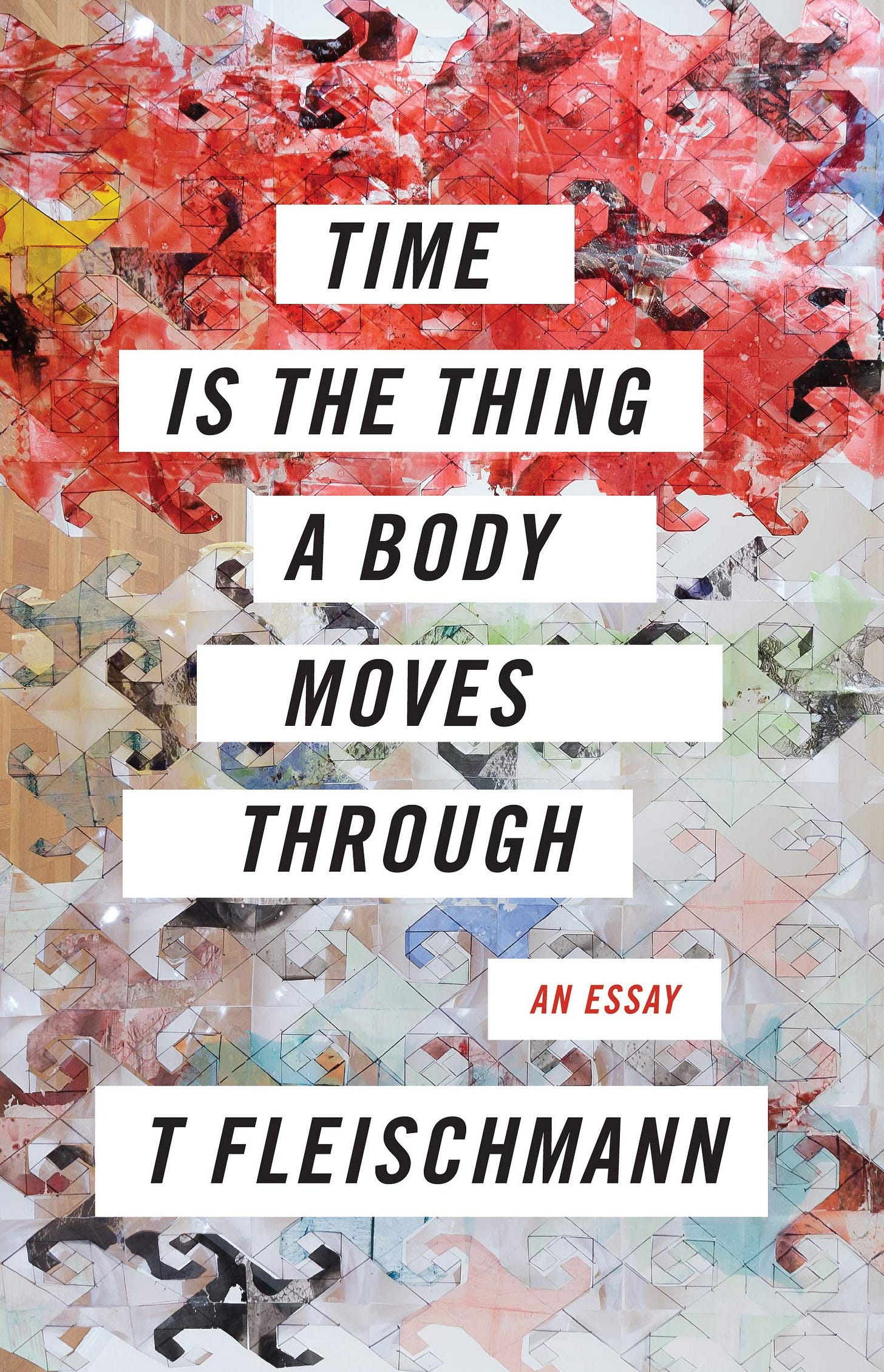 Time Is the Thing a Body Moves Through: Fleischmann, T: 9781566895477:  Books - Amazon.ca