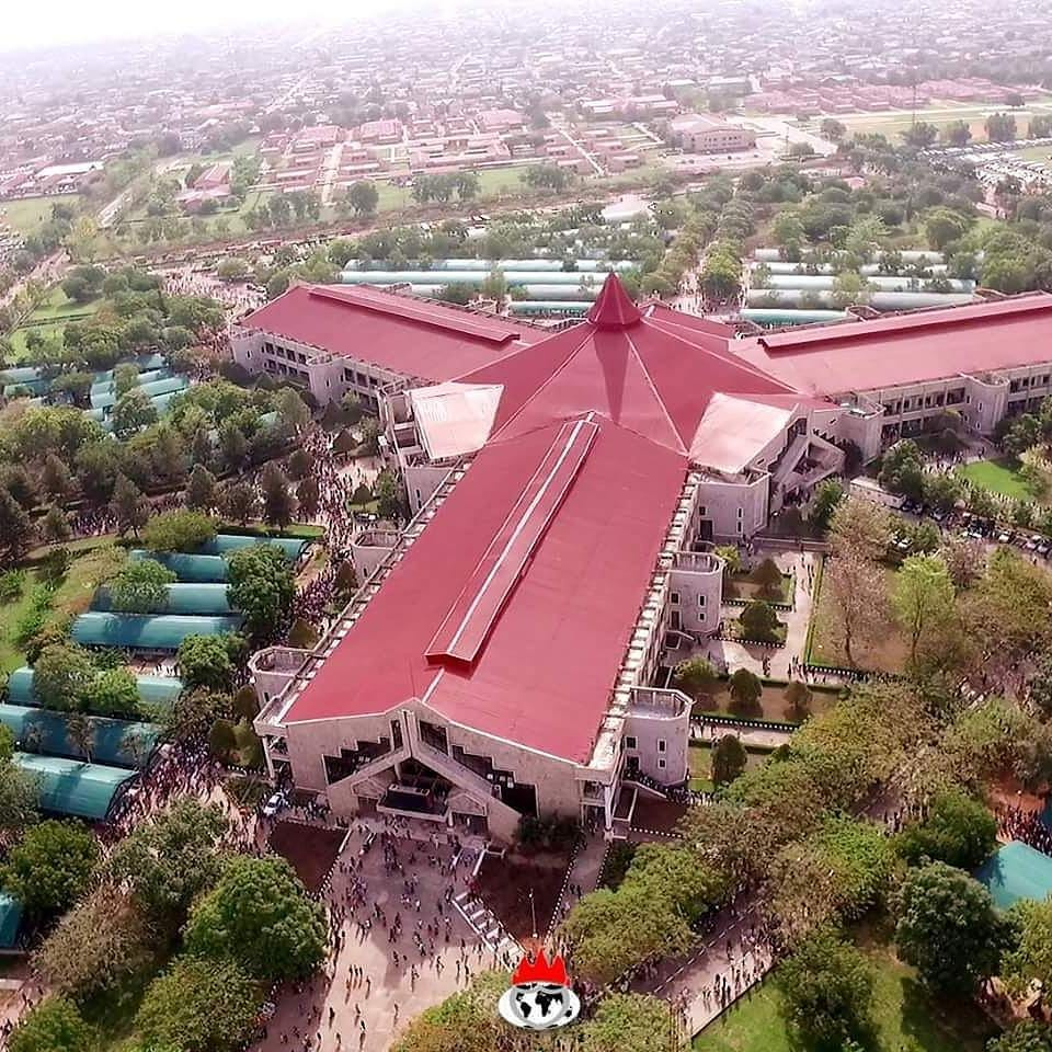 Here Are 10 Reasons Why Winners Chapel Is 'Dangerously' Wealthy »  Naijaloaded
