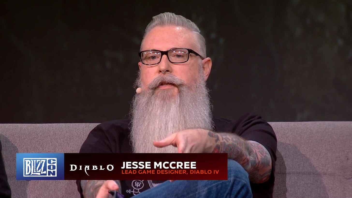 Jesse McCree