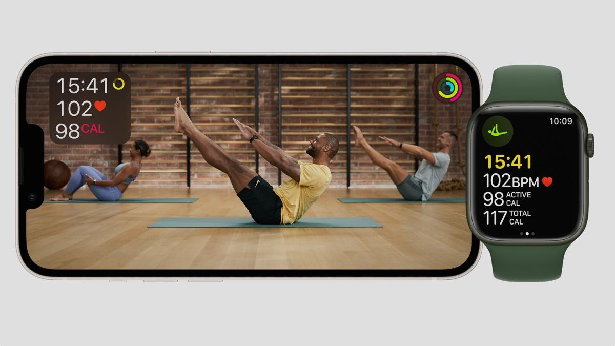 Apple Fitness+ gets big update