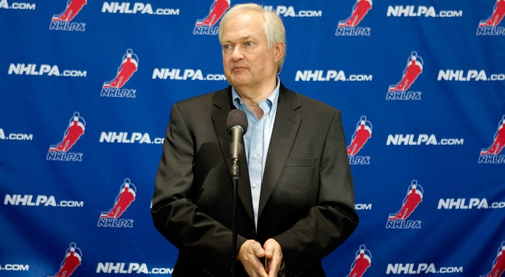 NHLPA's Don Fehr: 'Players made enormous concessions' in past negotiations  - Sportsnet.ca