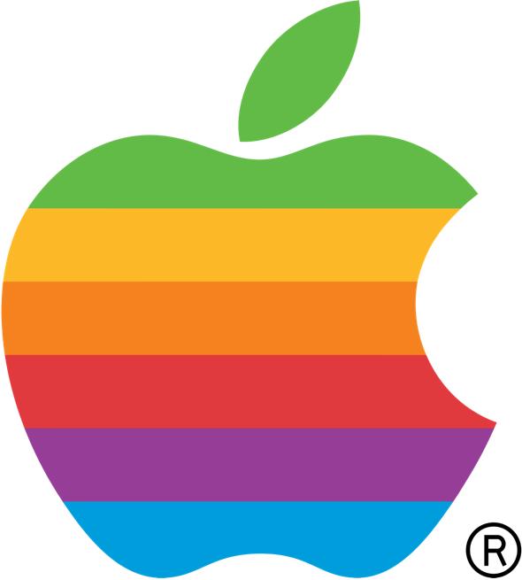 Apple resurrects original six-color rainbow logo to celebrate diversity -  MacDailyNews