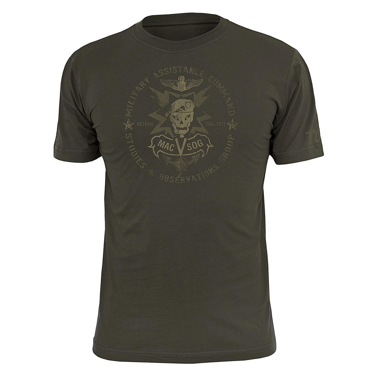 720gear T-Shirt MACVSOG Vietnam günstig kaufen - Kotte ...
