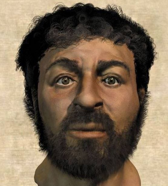 Jesus Christ had much darker skin than depictions by famous artists -  Market Business News