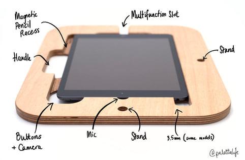 Paletta for iPad