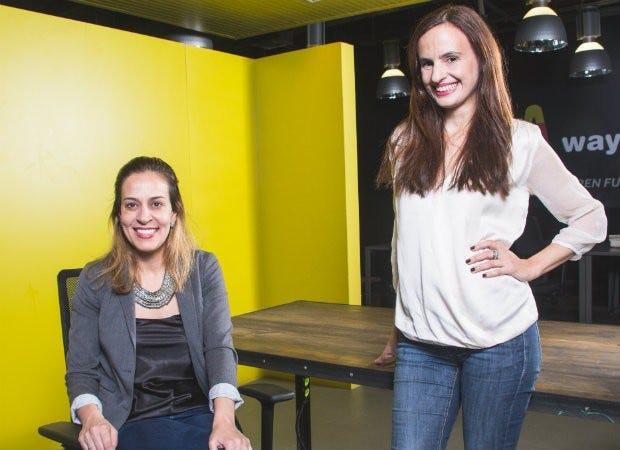 Camilla Lopes e Melissa Gava, fundadoras da MOL - Mediação Online (Foto: Divulgação/Leo Orestes)