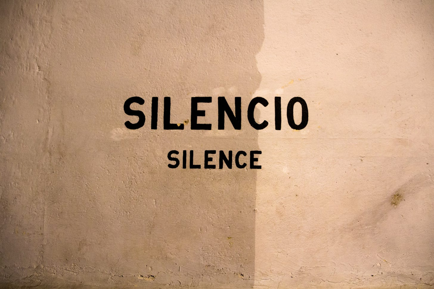 Let's Talk About Silence