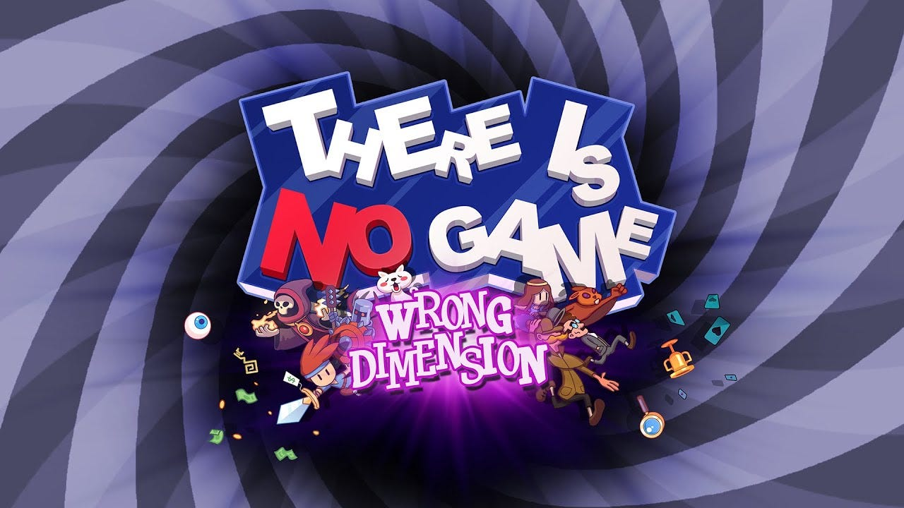 There Is No Game : Wrong Dimension (OFFICIAL TRAILER) - YouTube