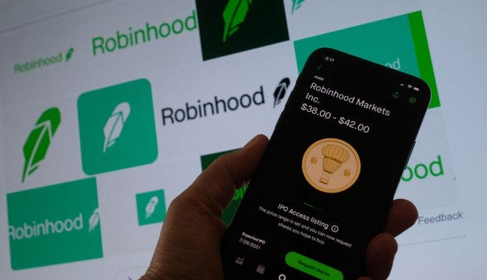 Robinhood's big day proves it's the first meta–'meme stock' - MarketWatch