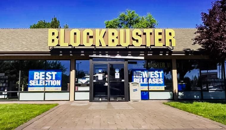 The Last Blockbuster' Review: All the Nostalgia, With No Late Fees - The  New York Times