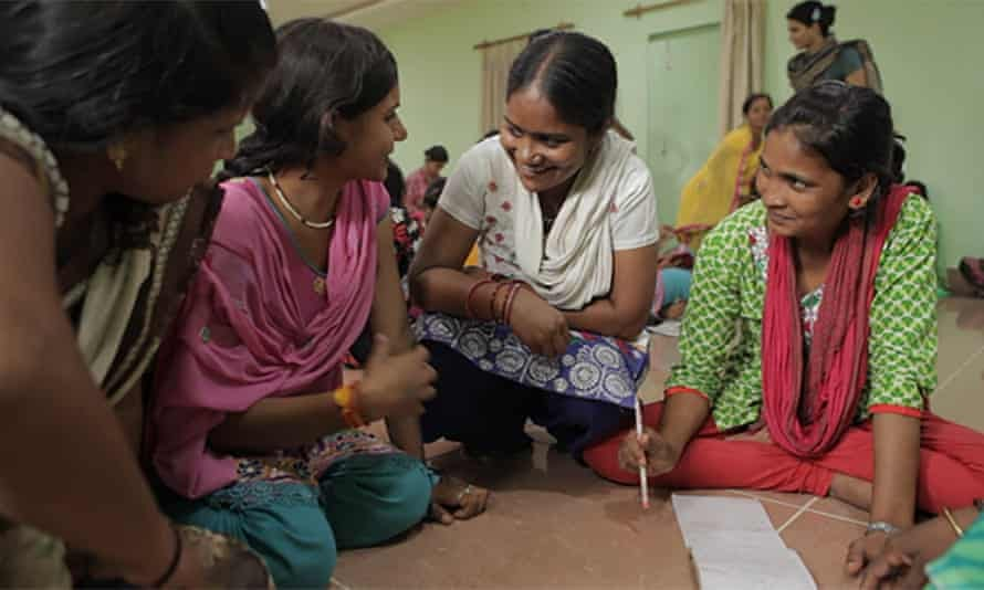 'These journalists are holding people accountable …' The journalists from Khabar Lahariya.