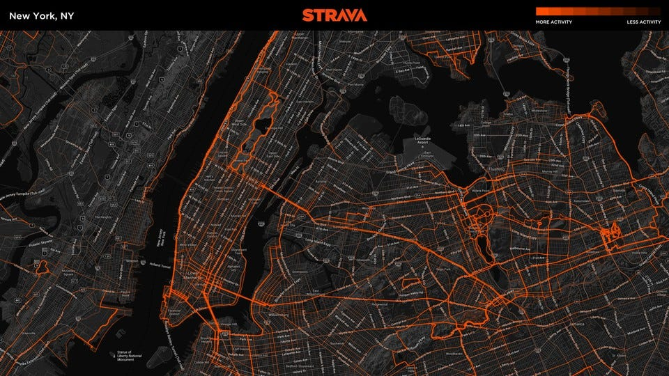 Image result for strava metro