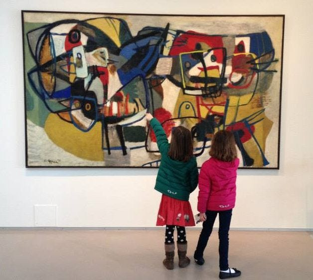 Slow-Looking: In-Depth Experiences with Art and Museum Objects - thinking  museum