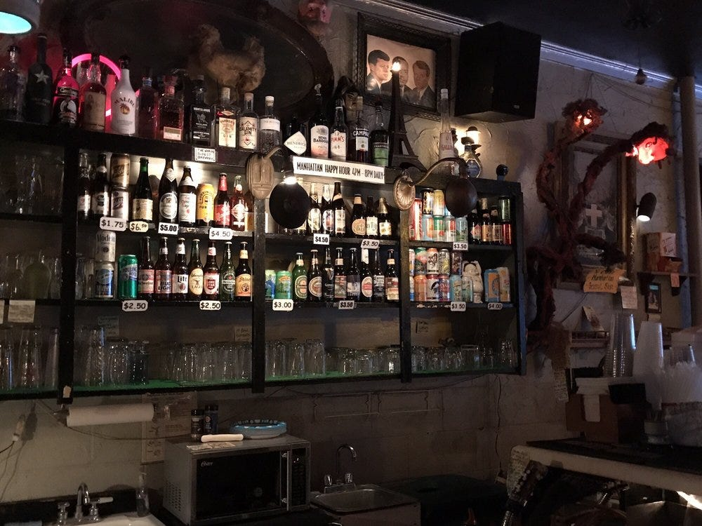 Photo of Manhattan bar - Athens, GA, United States