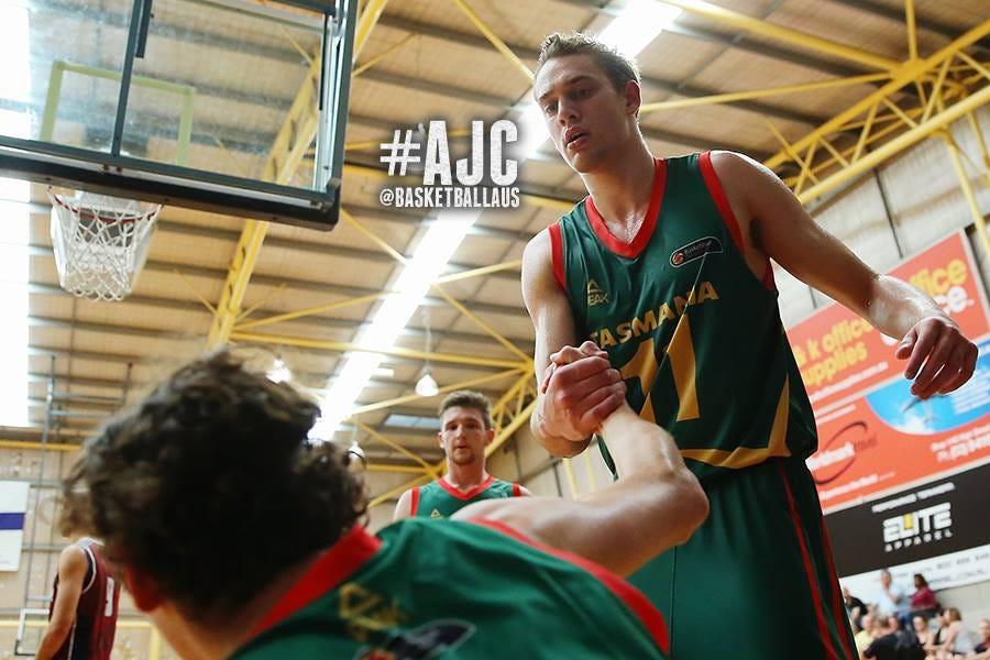 Kyle Clark | Photo credit: Basketball Australia/Kangaroo Photos