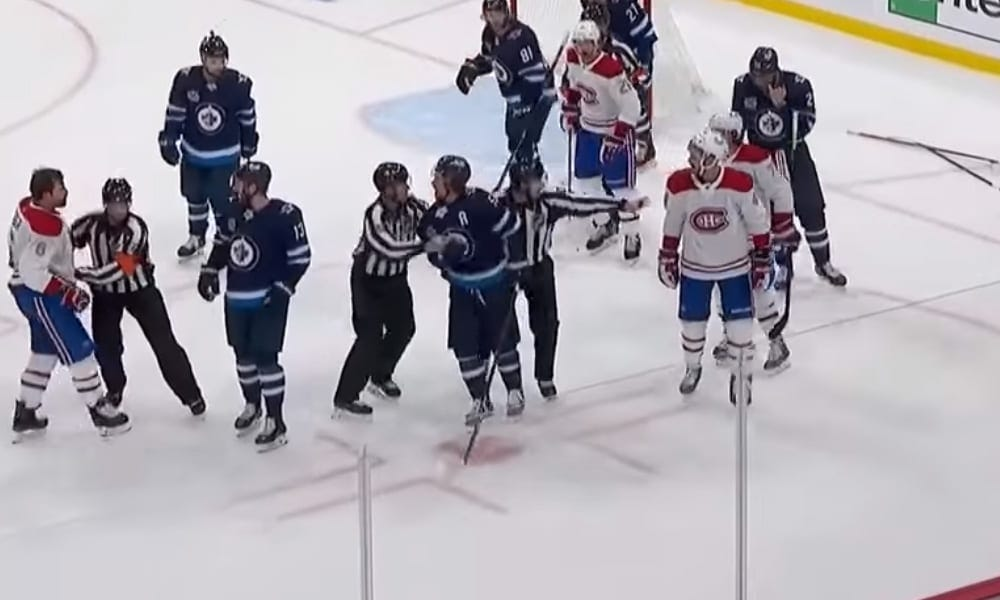 Mark Scheifele Likely to Be Suspended After Hit on Jake Evans