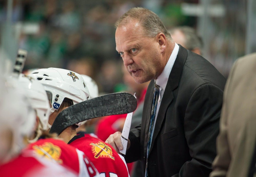 Gerard Gallant – VGK Coach, From 'The Island' to 'The 'Strip'