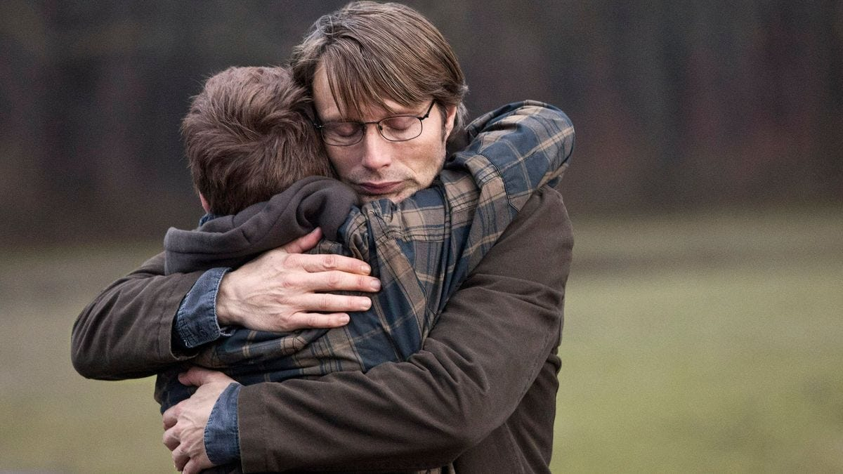 The Hunt (2012) directed by Thomas Vinterberg • Reviews, film + cast •  Letterboxd