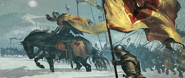 The March on Winterfell - Fantasy Flight Games