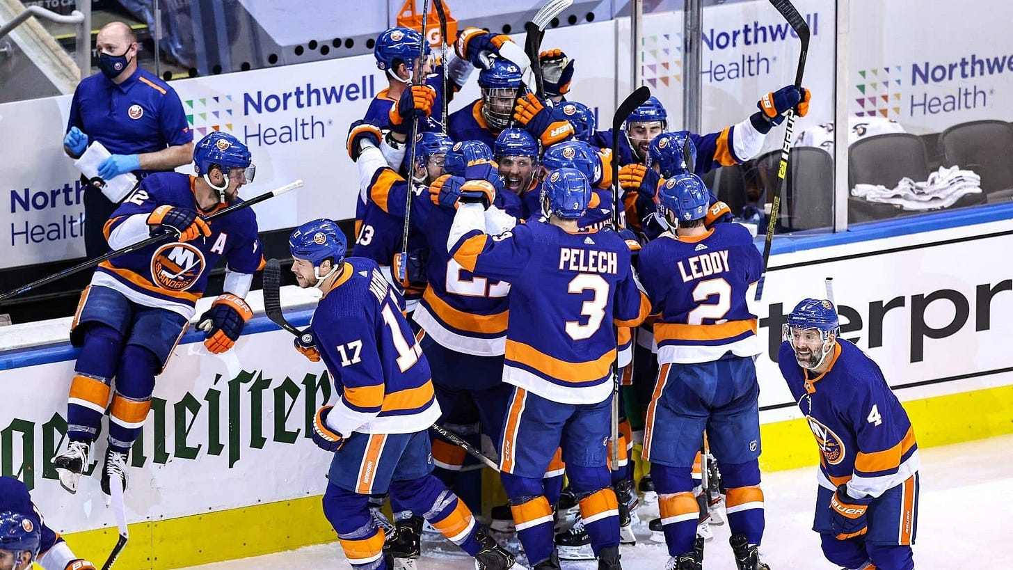 The New York Islanders are rolling but for how long?