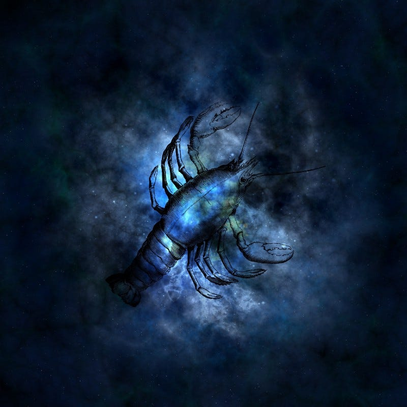 Tough Love Astrology—Cancer