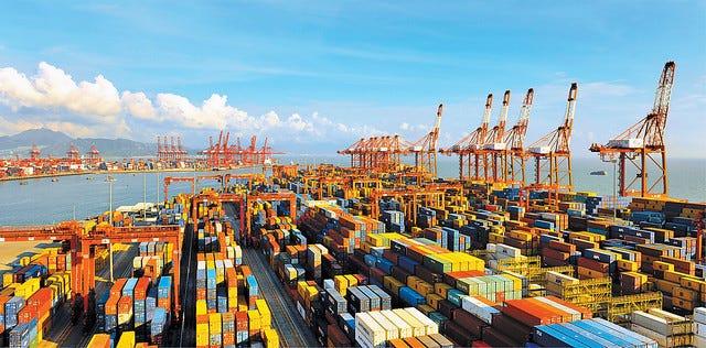 los-8-puertos-de-embarque-mas-concurridos-de-china