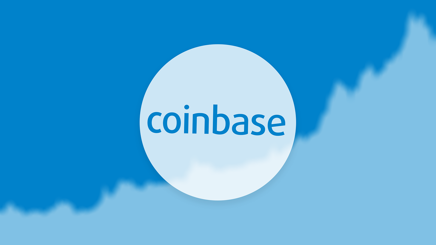 Coinbase is now worth more than all but three cryptocurrencies   TechCrunch