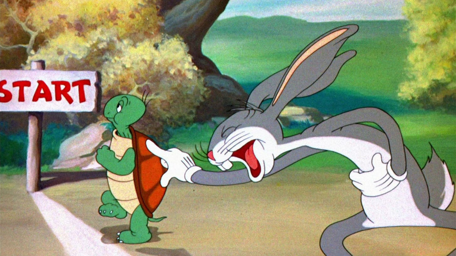 What the Tortoise and the Hare Can Teach You About Your Filmmaking Career