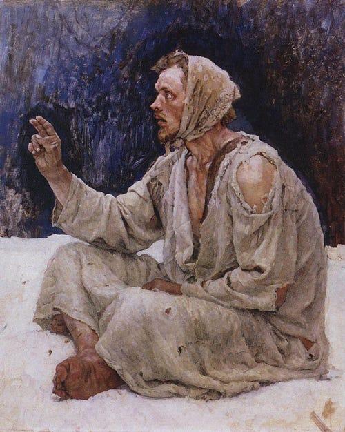 Alyosha the Pot' by Leo Tolstoy - Berfrois