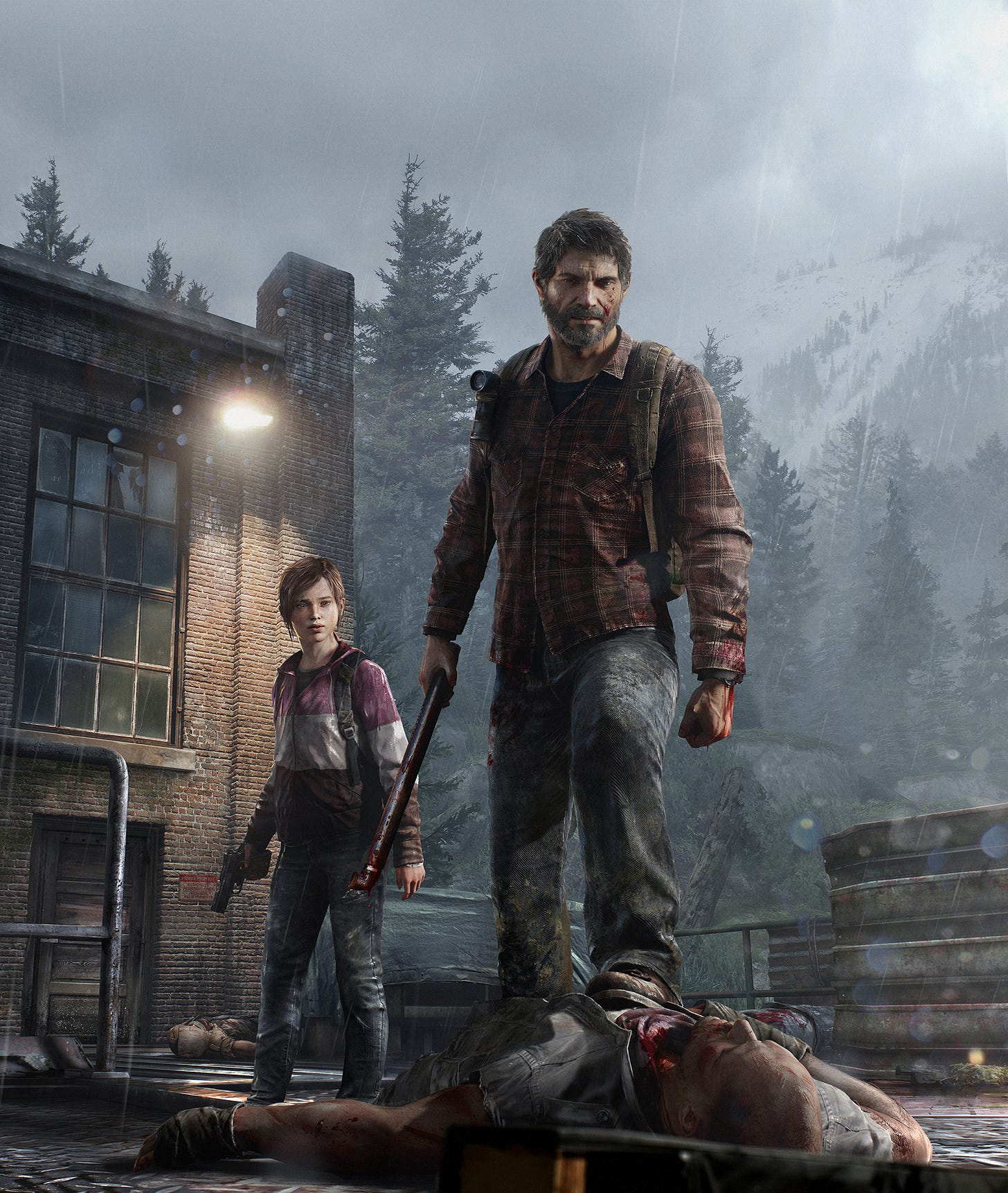 The Last of Us (Game) - Giant Bomb