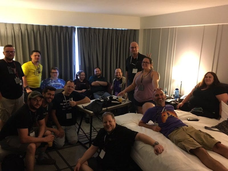 2017 DerbyCon Podcaster's Podcast