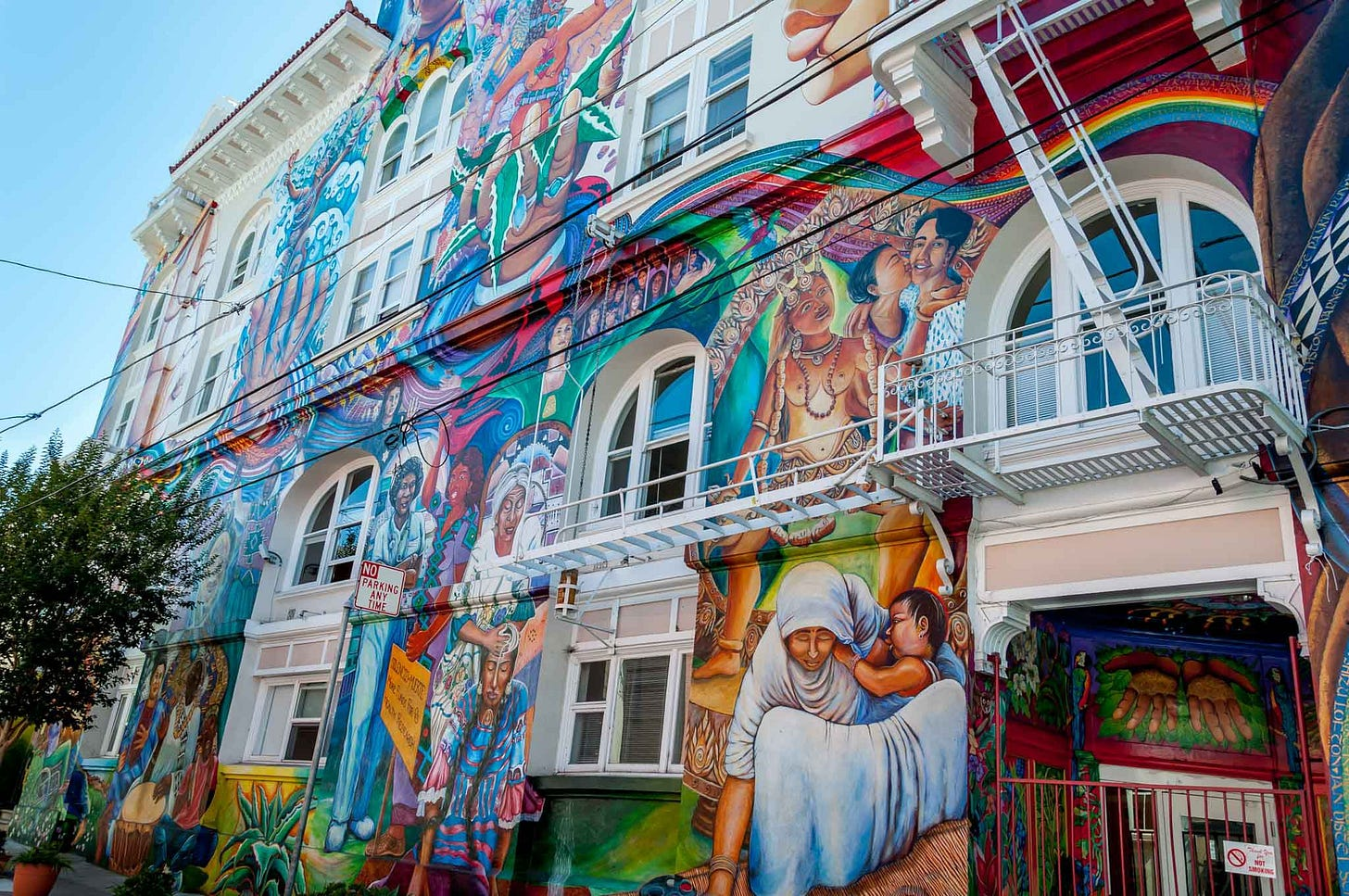 A Perfect Day in San Francisco Mission District - Travel Addicts