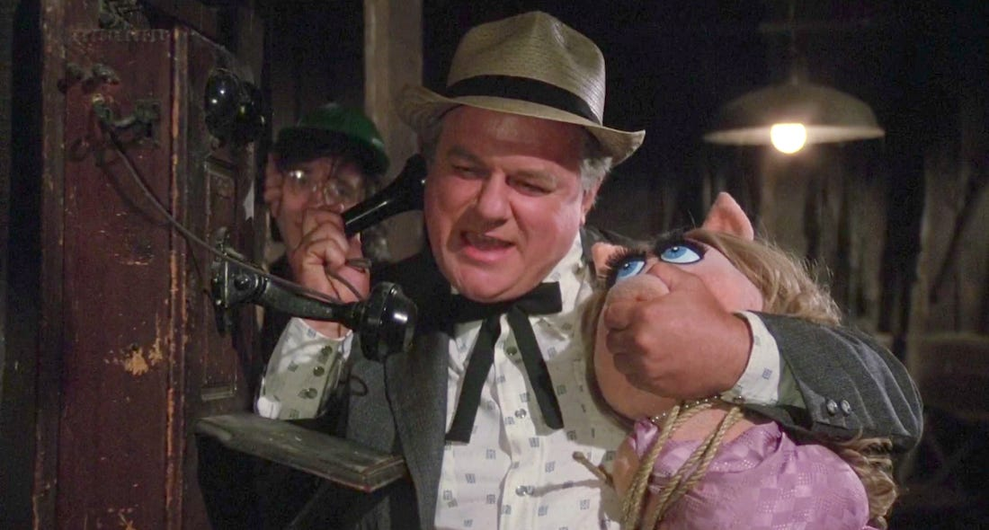 Image result for charles durning muppet movie