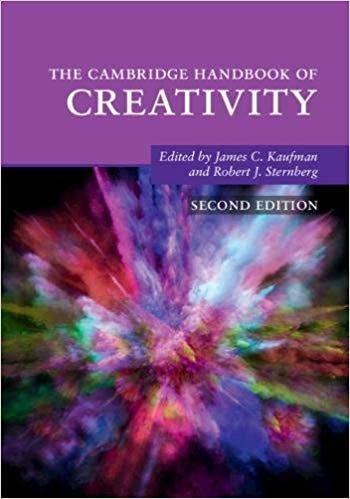image of The Cambridge Handbook of Creativity, 2nd Edition