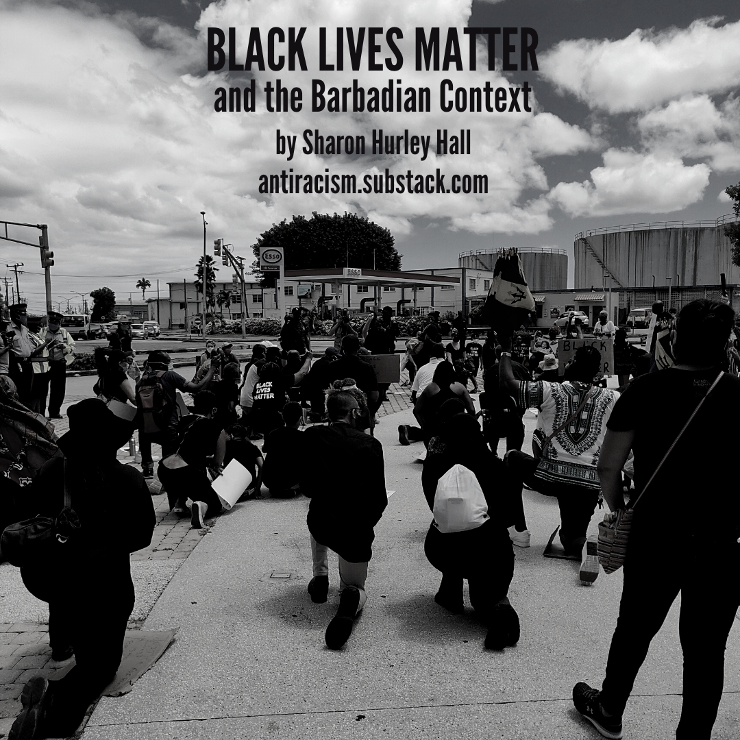 Cover image: BlackLivesMatter and the Barbadian Context - BLM march in Bridgetown, Barbados