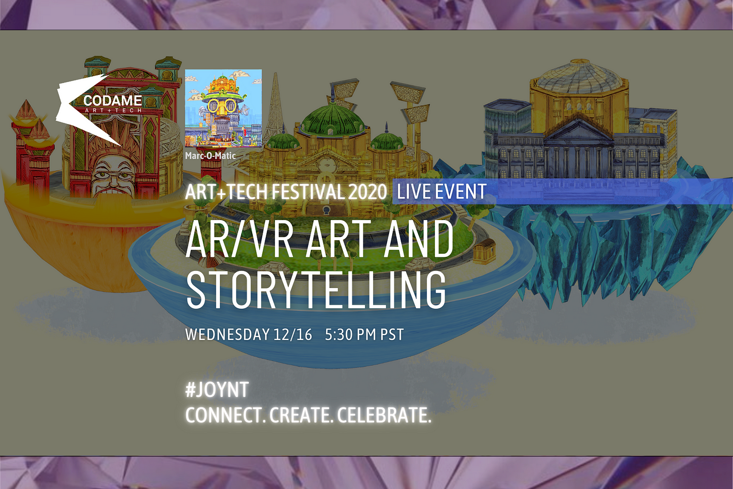 AR/VR Art and Storytelling