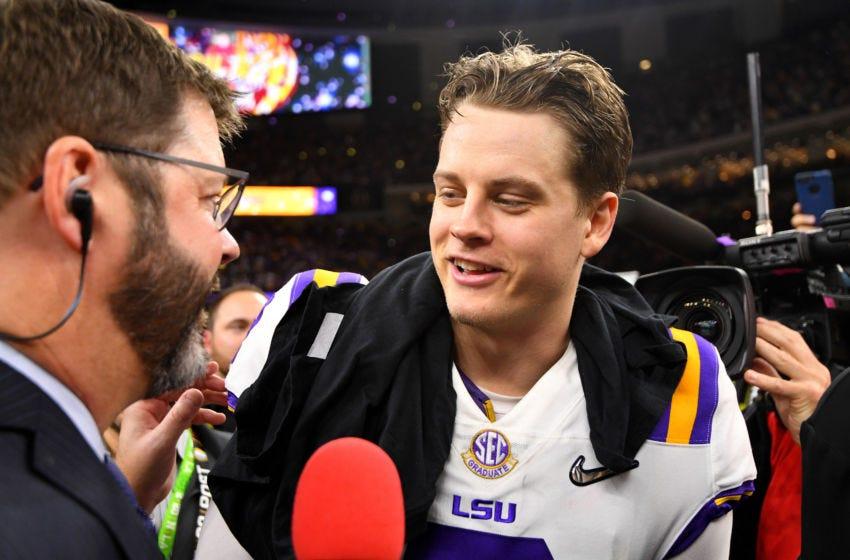 Joe Burrow has hilarious response to EA Sports College Football news