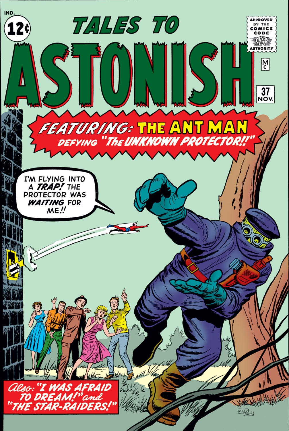 Tales to Astonish (1959) #37   Comic Issues   Marvel