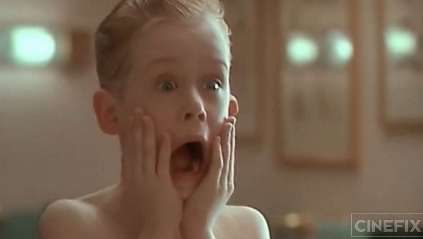 What 'Home Alone' would look like in 2015...
