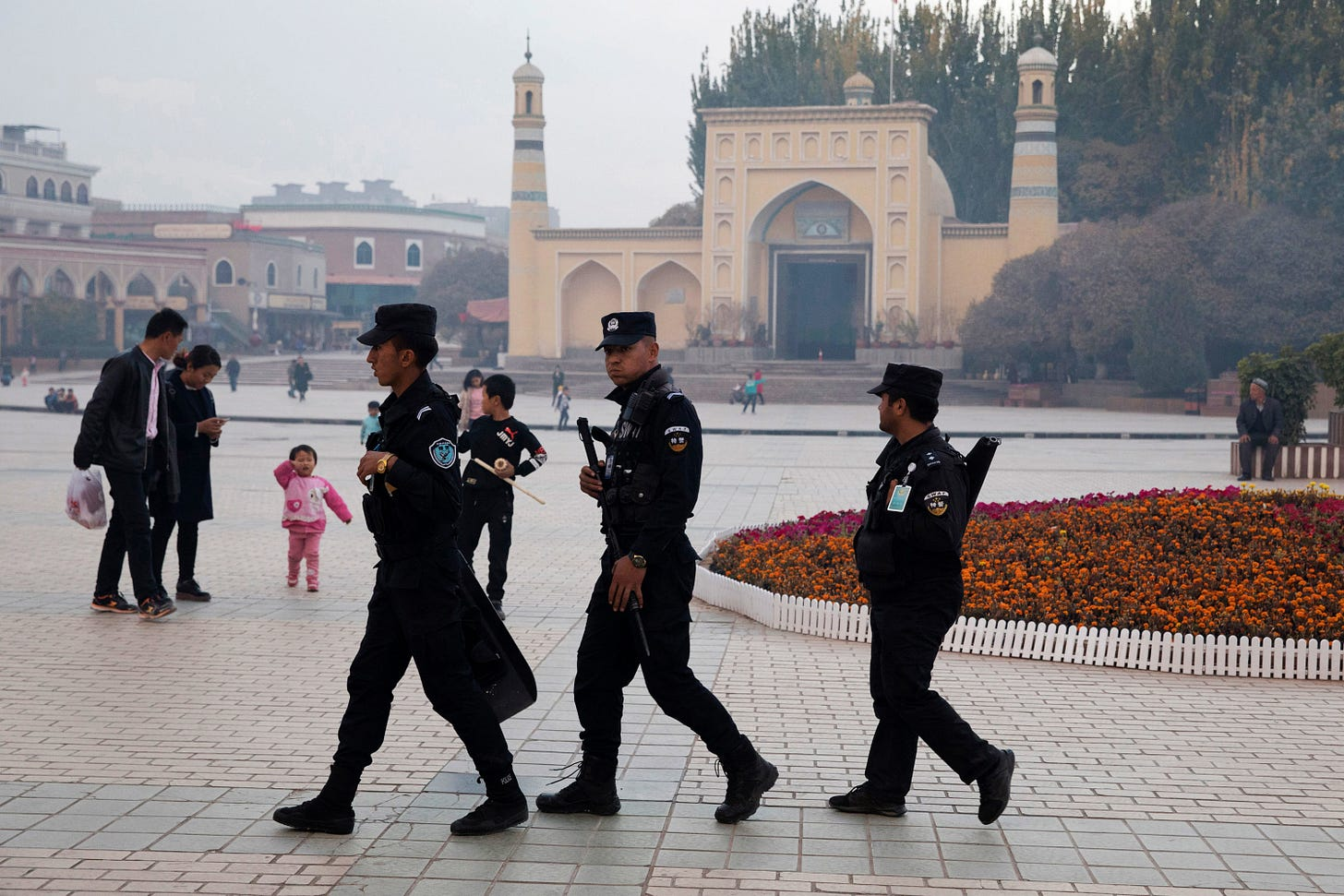 Ex-Detainee Describes Torture In China's Xinjiang Re-Education Camp : NPR