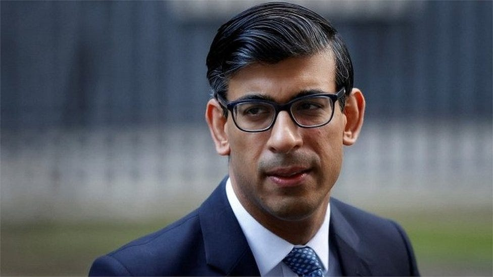 Rishi Sunak 'must come up with six-month economy plan' - BBC News
