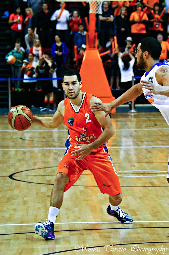 Credit: Photo Credit: Monica Toretto - Southland Sharks photographer