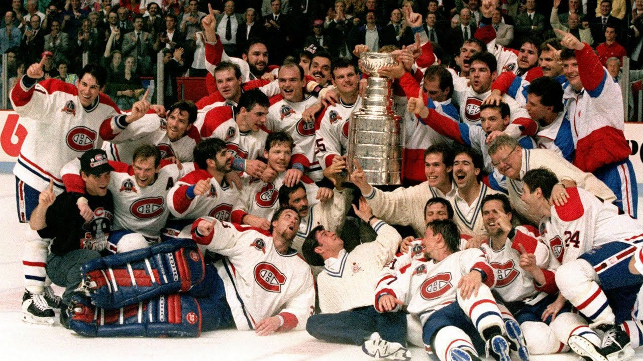 Image result for 1993 Stanley Cup Finals