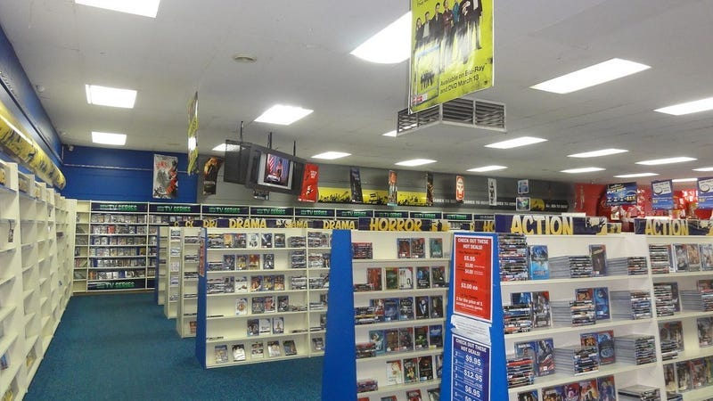 Image result for blockbuster video drama