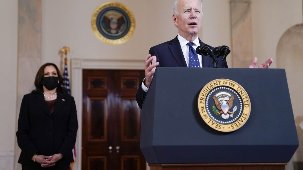 President Biden: Floyd family is a 'remarkable family of extraordinary  courage'