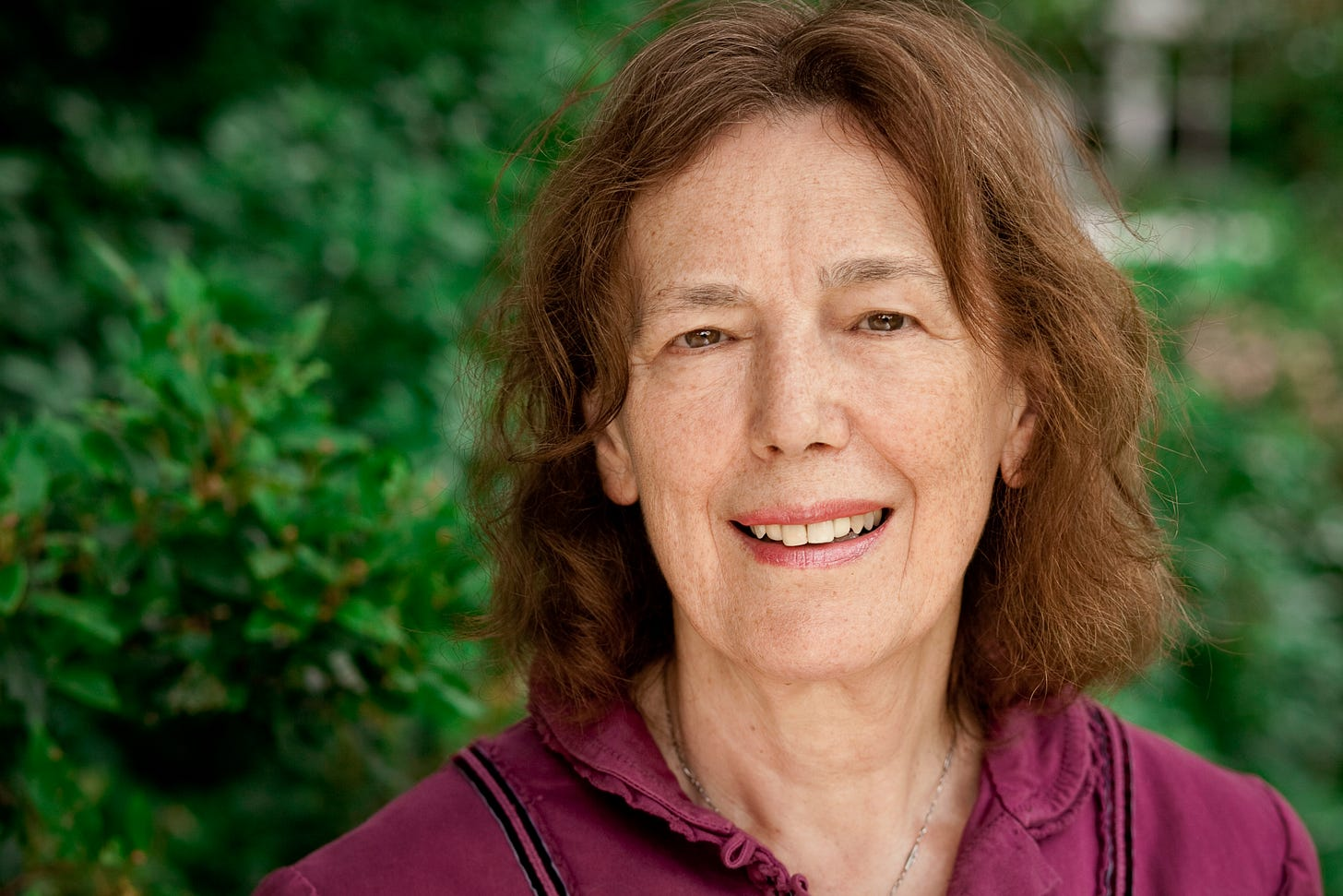 Writer Claire Tomalin is the author of the beloved biography Jane Austen: A Life. She spoke with us from her home in the UK. | Photo: Angus Muir