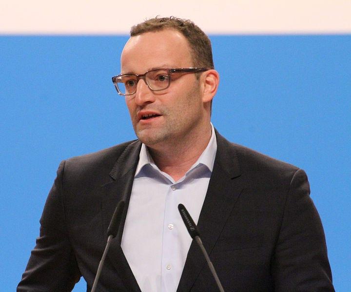 File:Jens Spahn CDU Parteitag 2014 by Olaf Kosinsky-7.jpg