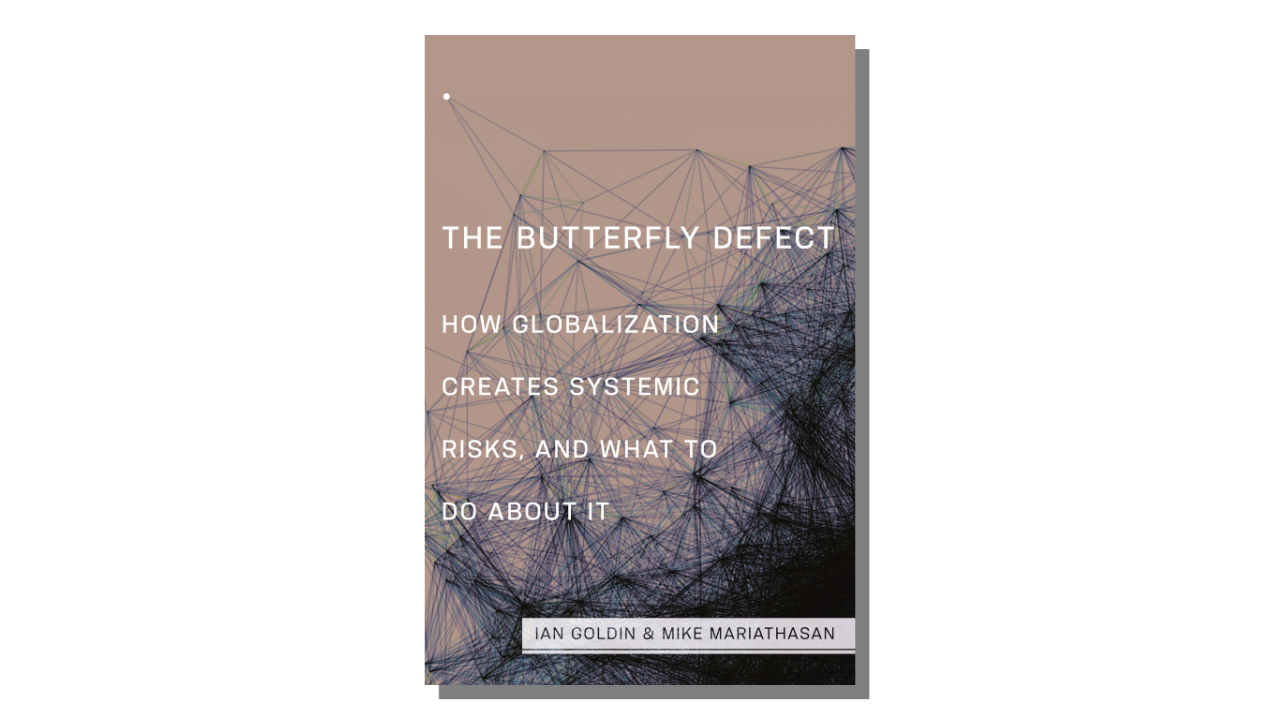 The Butterfly Defect by Mike Mariathasan & Ian Goldin